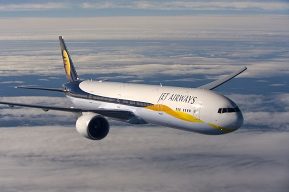 Jet Airways currently flying less than 50 domestic flights, only 16 aircrafts available