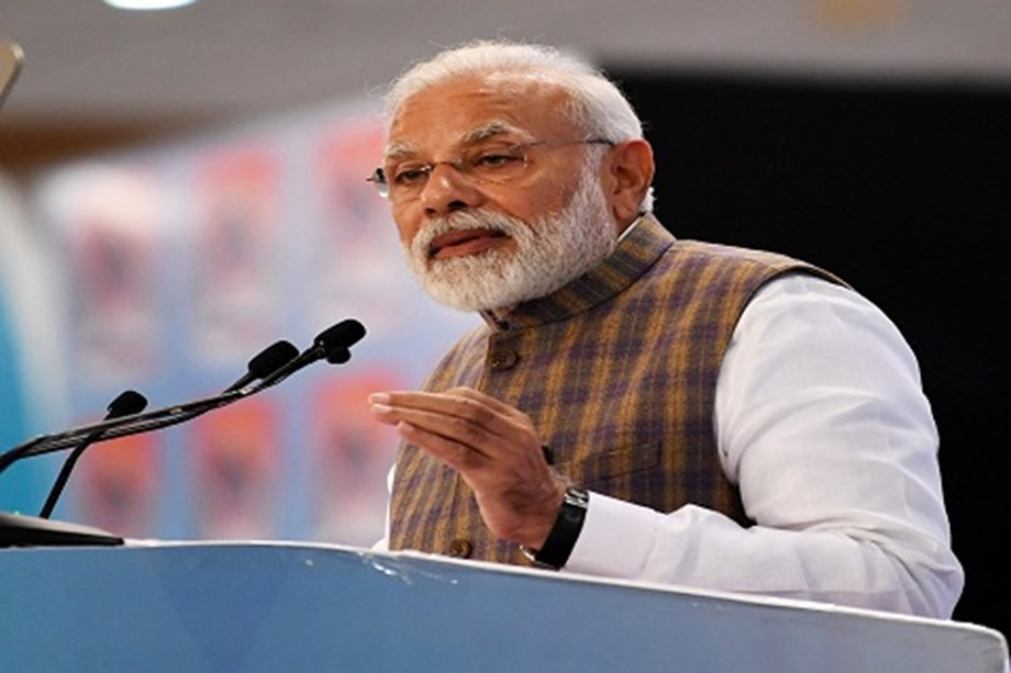 BJP, Sena together to make strong India: Modi after seat sharing pact