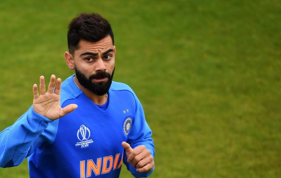 Pakistan game will bring the best out of us, says Kohli