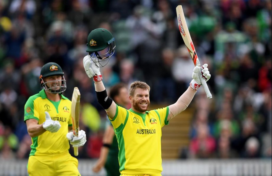 Beware of Warner, he is nearing his best: Ponting to other teams