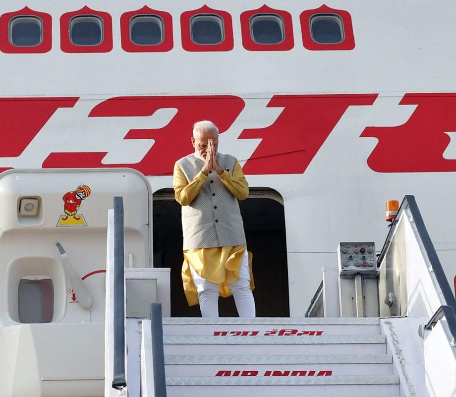 SCO Summit: No pleasantries exchanged between Narendra Modi, Imran Khan