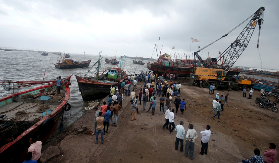 Cyclone Vayu LIVE updates: Cyclone to recurve towards Gujarat's Kutch; see Live Path Tracker