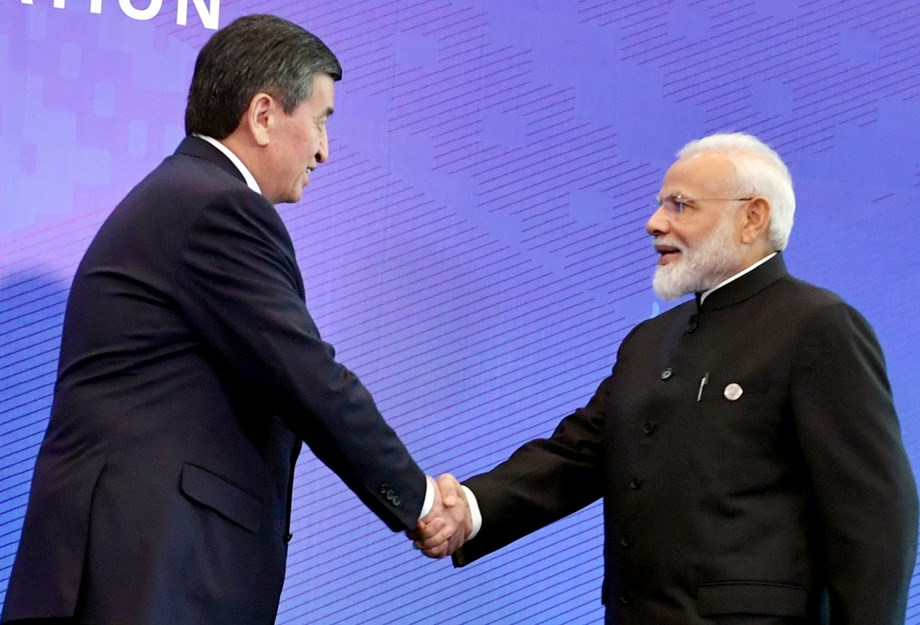India and Kyrgyzstan ink 15 agreements