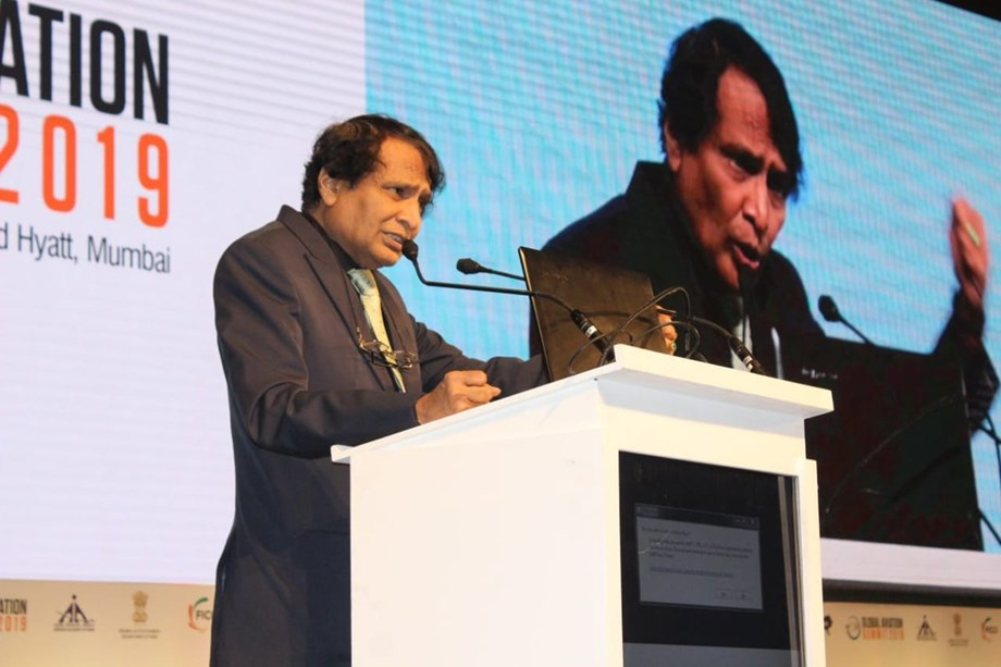 Suresh Prabhu wants energy efficiency to be improved in Indian Cement industry
