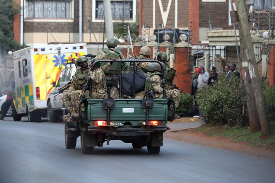 UPDATE 1-Four Kenyan civilians killed in al Shabaab attack on telecom mast