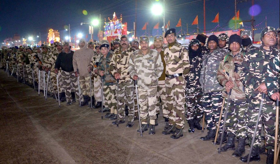 Security threats, combat enhancement key issue in army officials meet on April 8
