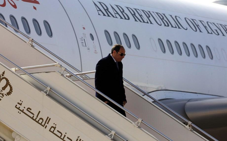 Egypt's President Sisi pardons 560 prisoners