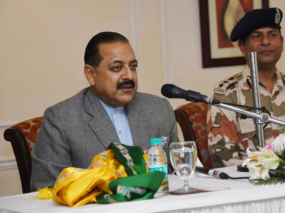 Jitendra Singh assures 'appropriate action' against Pulwama attack perpetrators