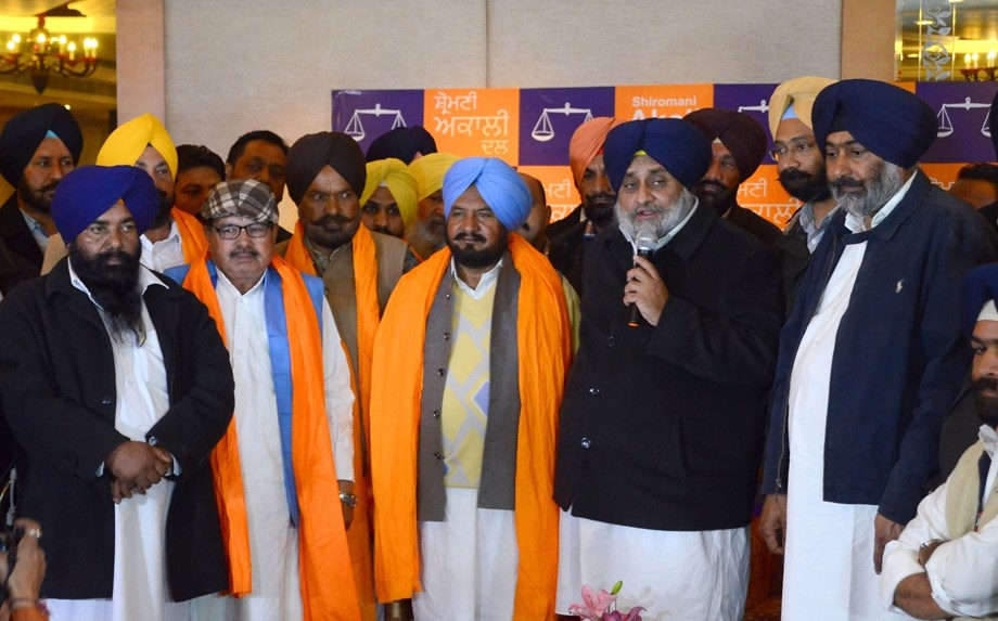 Sukhbir says Congress will face wrath of voters in upcoming polls