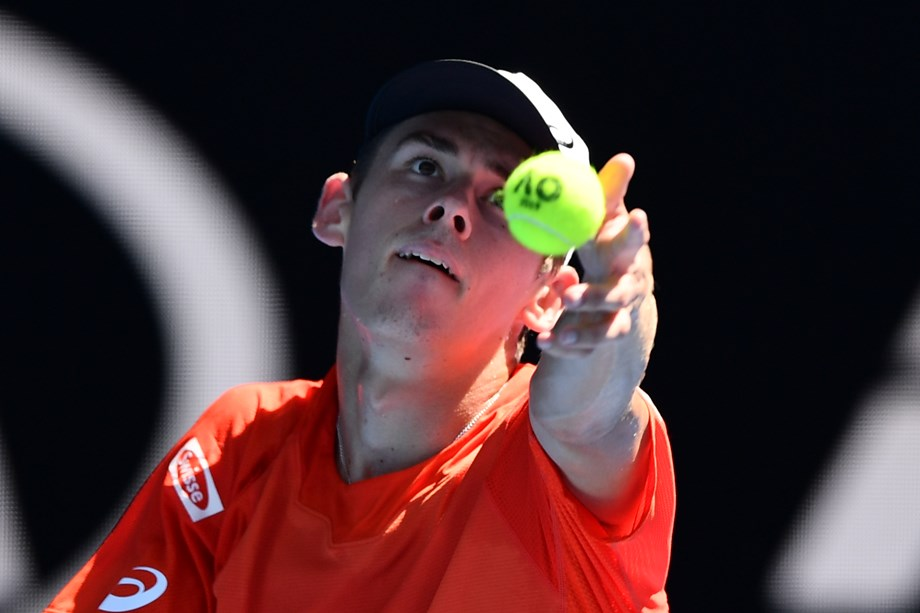 Tennis-Key first round fixtures at the Australian Open