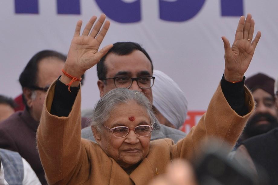 EC should cancel Pragya's candidature from Bhopal: Delhi Cong chief Sheila Dikshit