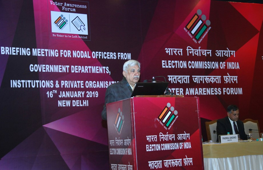 CEC Sunil Arora sees money power biggest hurdle to conduct free, fair elections