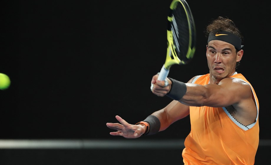 WRAPUP 2-Tennis-Nadal sparks Spanish comeback, Canada into last eight