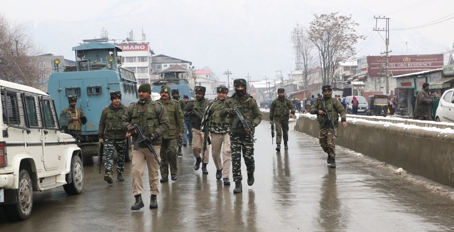 Pulwama attack LIVE: Grenade lobbed at police station; civilians injured
