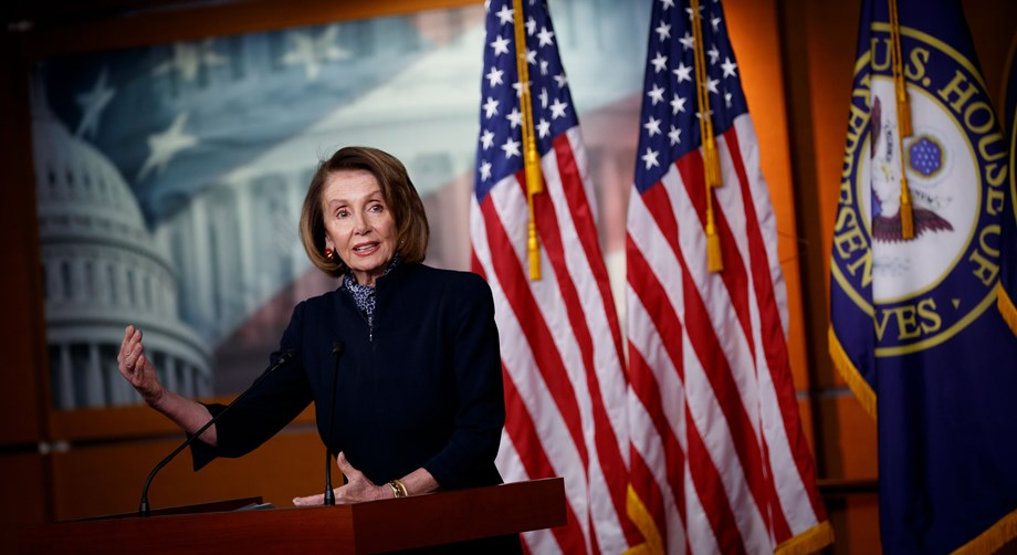 UPDATE 1-Pelosi: Trump's comments on foreign election interference 'appalling'