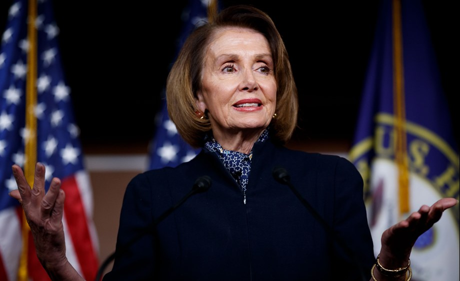 UPDATE 3-U.S. Speaker Pelosi unveils drug price plan, Trump welcomes it