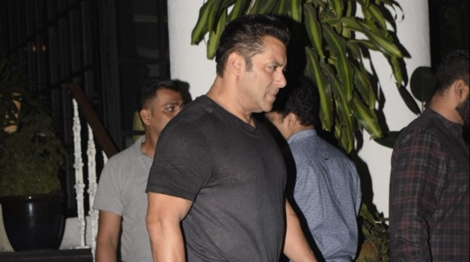 Salman shares his third look from film 'Bharat', introduced his co-star Katrina Kaif