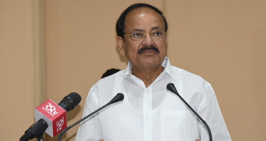 Venkaiah Naidu asserts Indian community to contribute for development in India