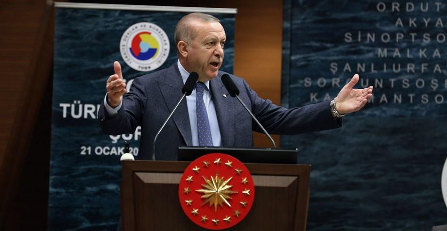 Turkey 'won't stop' Syria operation despite 'threats': Erdogan