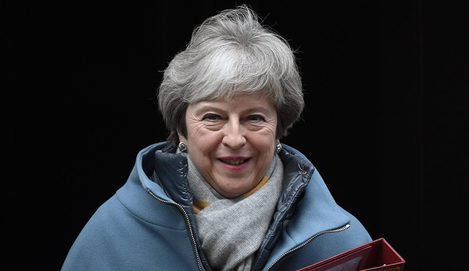 Compromise plan put up by Theresa May as last minute efforts on Brexit