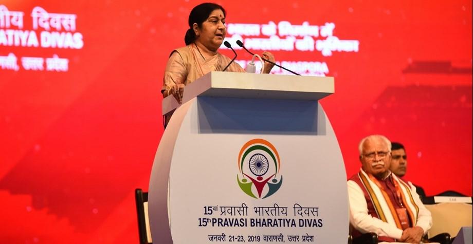 Sushma Swaraj turns 67; Mamata, Modi, Rajnath extends greetings