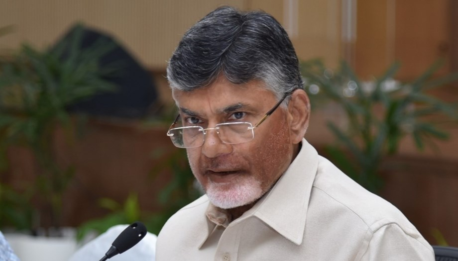 Andhra CM reviews Polavaram project, drinking water supply situation in state