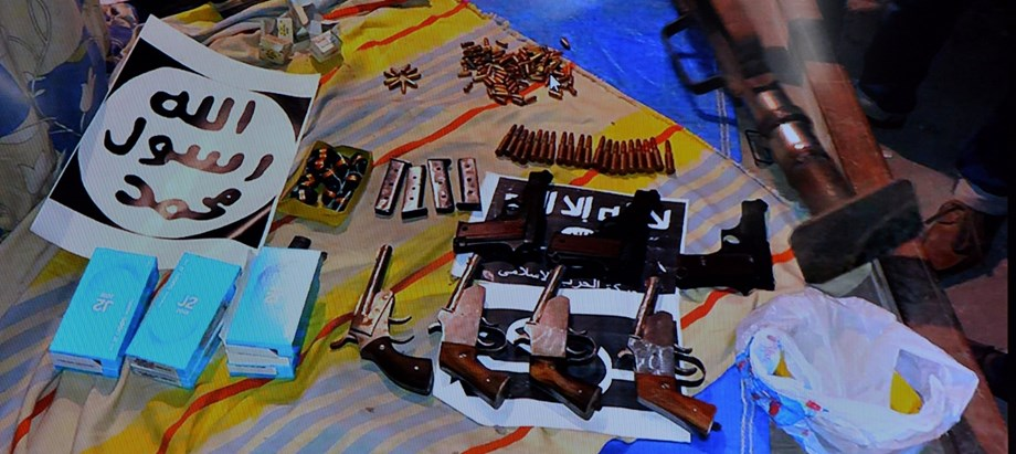 Arm smugglers held in UP; unit busted
