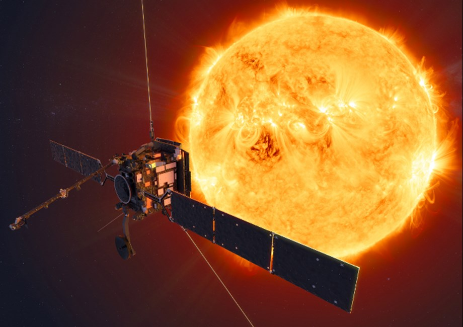 ESA-NASA joint solar mission to give first-ever look at Sun's poles