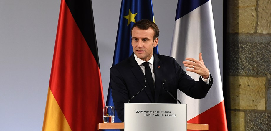 France's Macron says he raised the Hong Kong situation with Xi Jinping