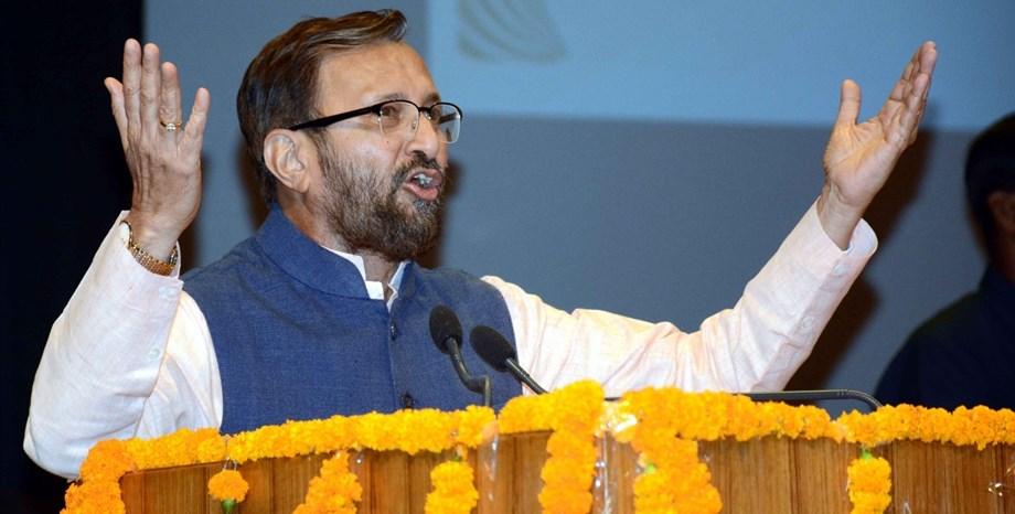 Terrorism topping agenda in upcoming polls for BJP: Prakash Javadekar