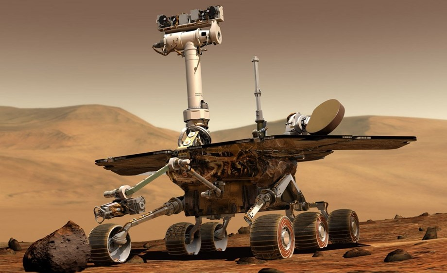 UPDATE 1-NASA bids adieu to Opportunity, the Mars rover that kept going and going