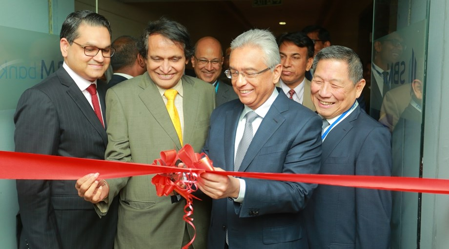 Historic event: Mauritius PM Jugnauth inaugurates SBM Bank (India) Ltd in Mumbai