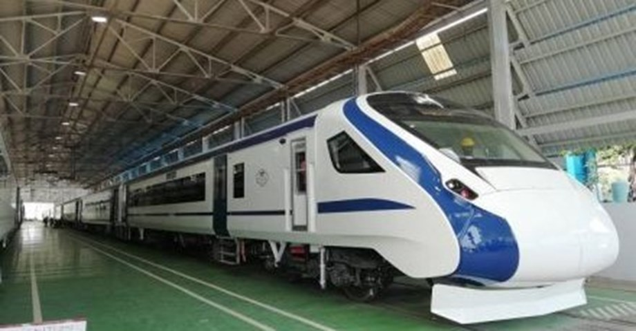 Vande Bharat express, India's fastest train starts to make bookings for Feb 17