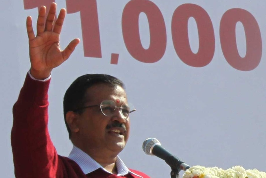 Kejriwal urges people to wage joint struggle for full statehood to Delhi