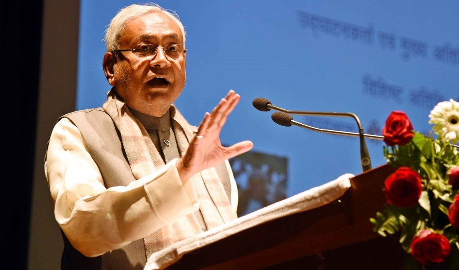 Bihar CM reiterates need of caste-based census to address reservation issues