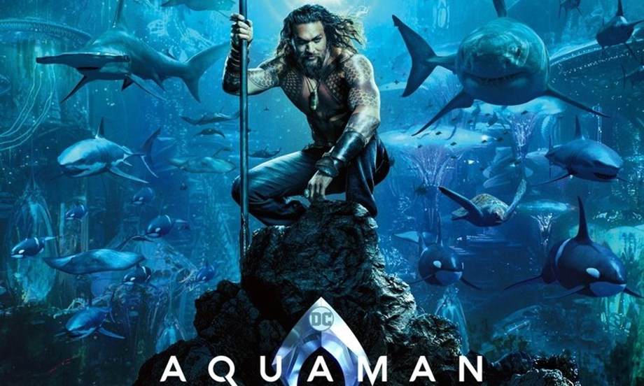I think 'Aquaman' is a movie I could have never made: James Cameron