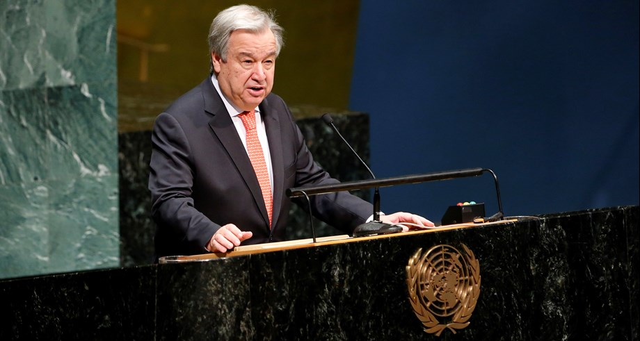 U.N. chief condemns oil tanker attacks, says independent probe needed