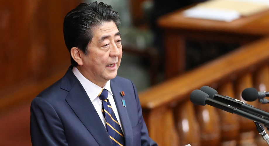Japan PM Abe: See no need to raise sales tax beyond 10% for decade