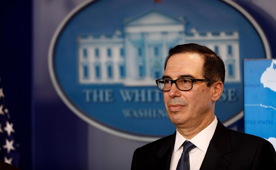 U.S. Treasury's Mnuchin refuse House subpoena for Trump's tax returns