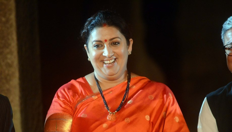 Political histrionics of Mamata brought to screeching halt by SC: Smriti Irani