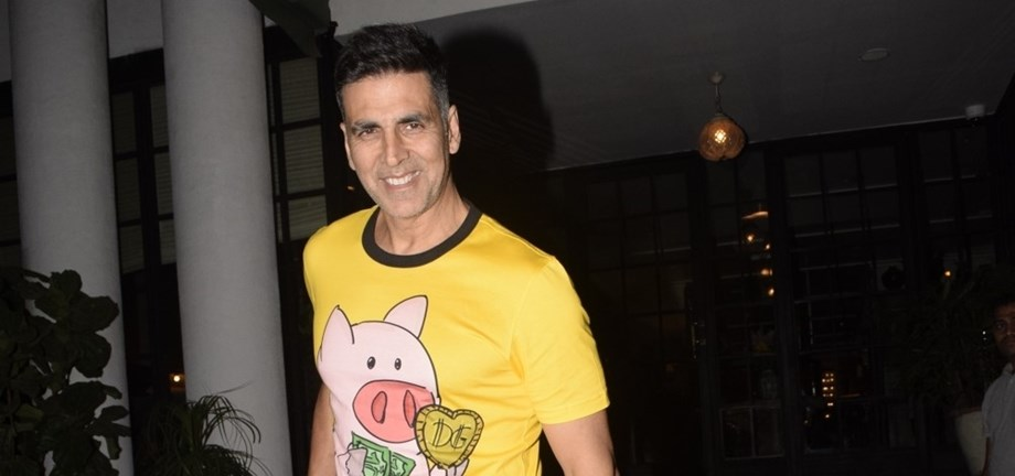 I've come out of all kinds of tags, don't want them anymore: Akshay Kumar