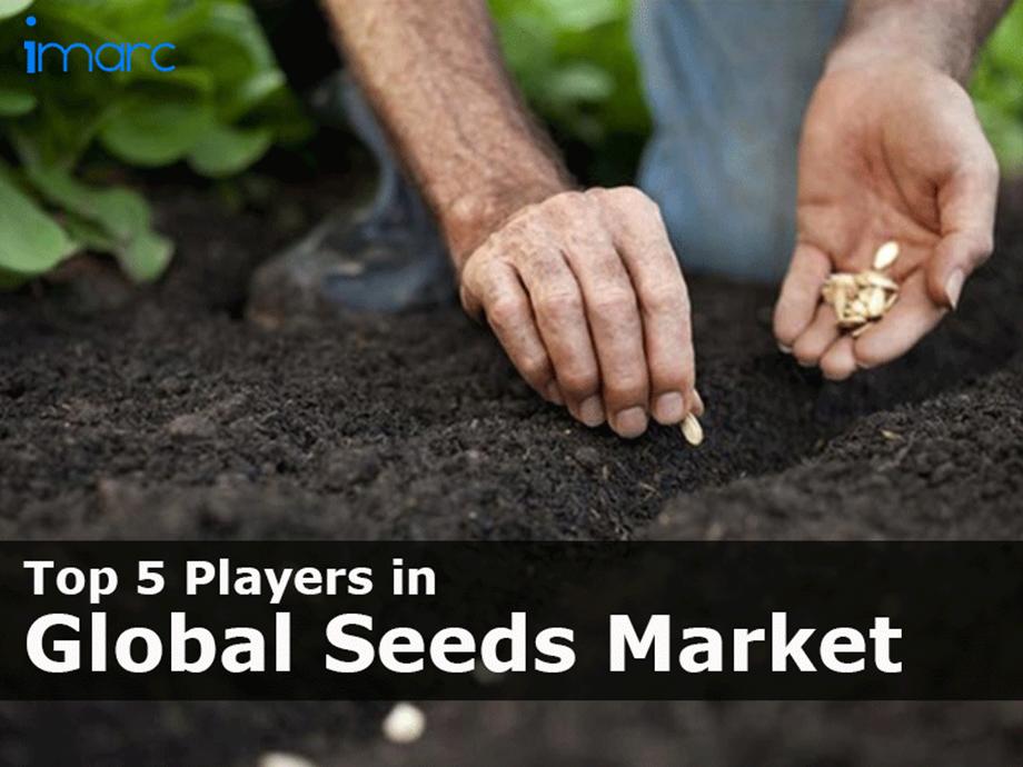 Top 5 companies rule the global seed market of US$ 66.9 billion