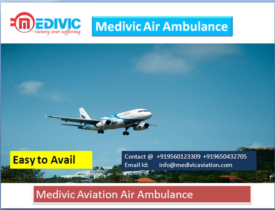 Medivic Air Ambulance service announces refurbished equipment in Bhopal and Mumbai
