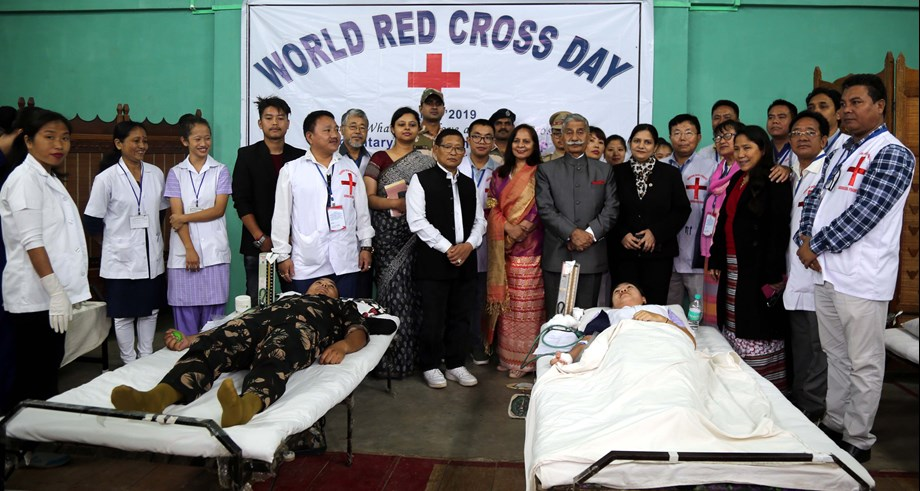 World Red Cross Day celebrated in Itanagar