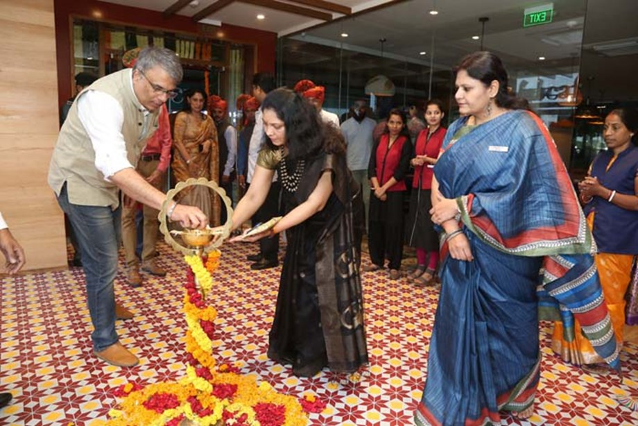 FABINDIA launched its first experience center in Indore