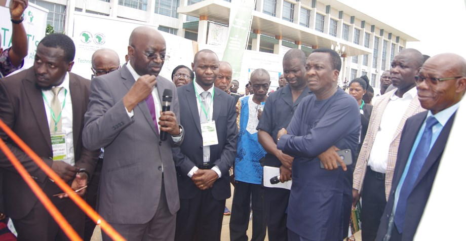 TAAT highlights Agricultural Transformation as National Farmers Forum begins in Togo