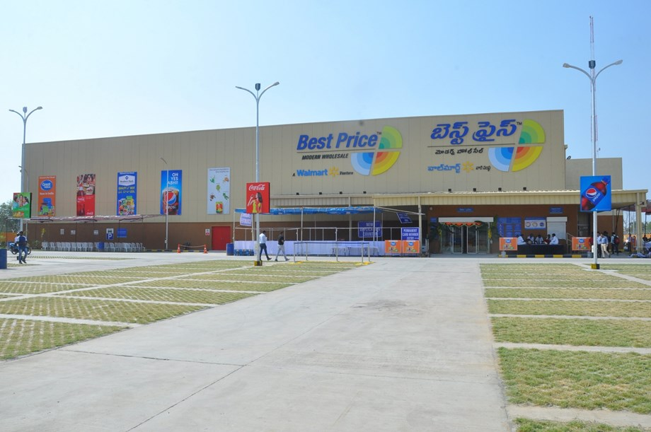 24th 'Best Price' Cash & Carry Store in India at Karimnagar by Walmart