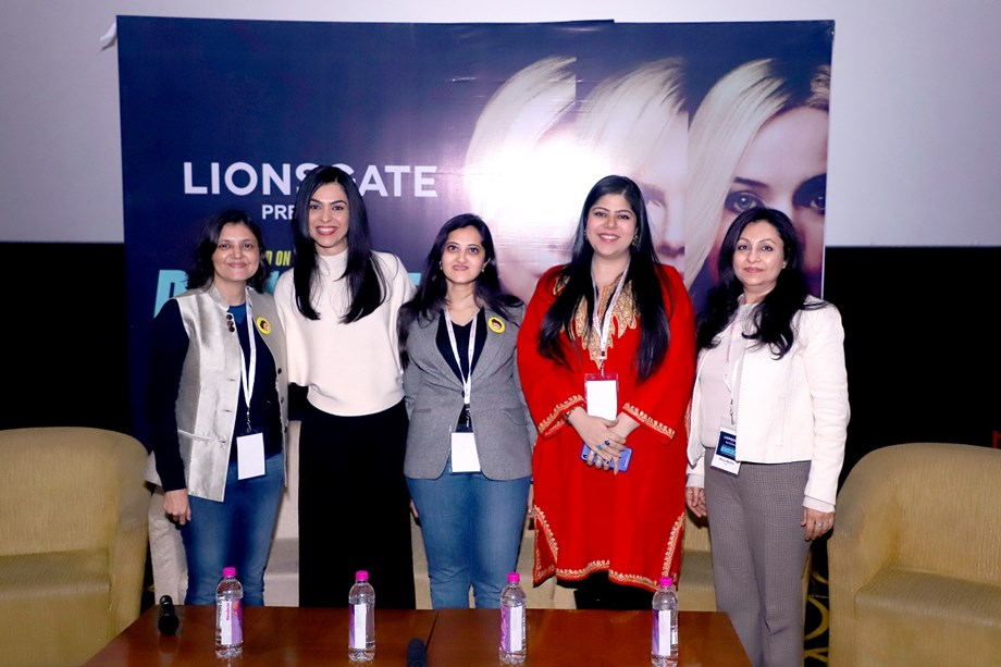 Lionsgate India in association with SHEROES hosted a special screening of Bombshell