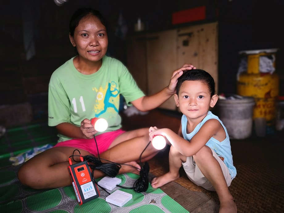 Solar for Sion: A Ray of Hope