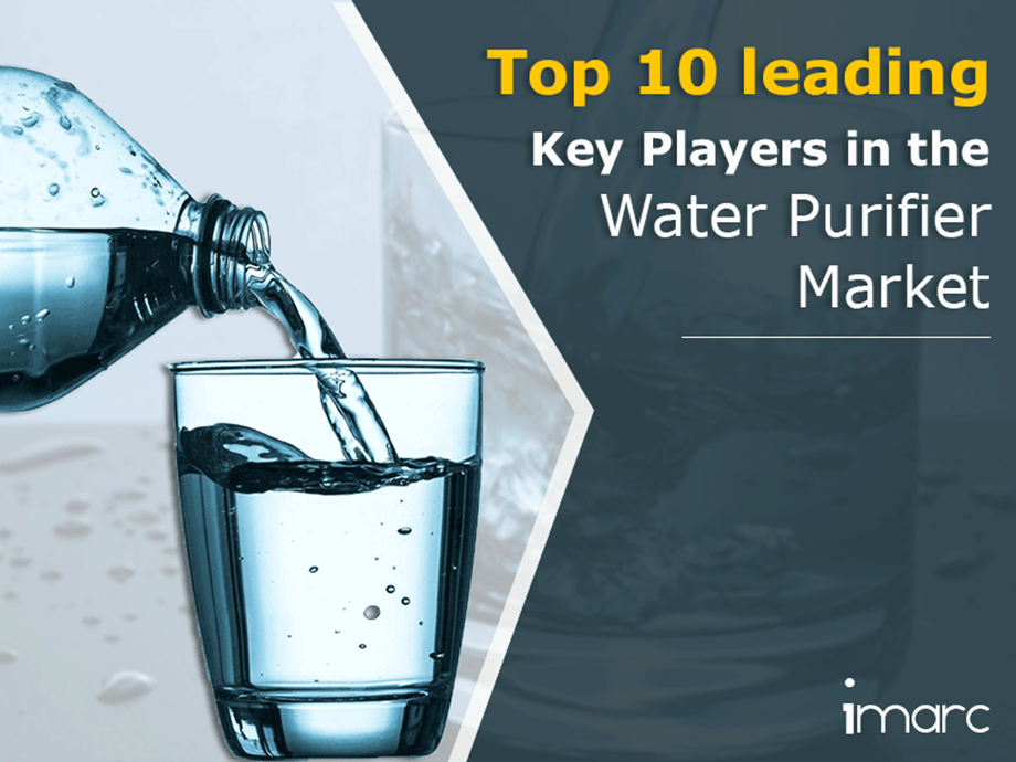 SDG 6: Global market of water purifiers to reach US$ 54.9 billion by 2024
